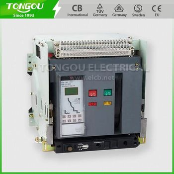 Intelligent Dw45 Mt Fixed Draw Out Type Air Circuit Breaker Acb