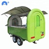 Food Trucks Mobile Food Trailer Hot Sale Food Push Cart