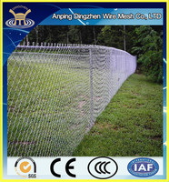 2015 the largest export chain link fence, galvanized chain link fence