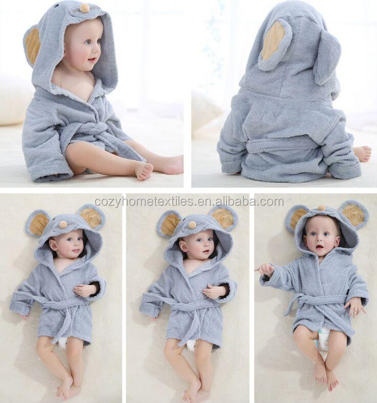 959d736294 2016 Fctory Price Cute Designs Hooded Animal modeling Baby Bathrobe Cartoon  Baby Towel kids bath