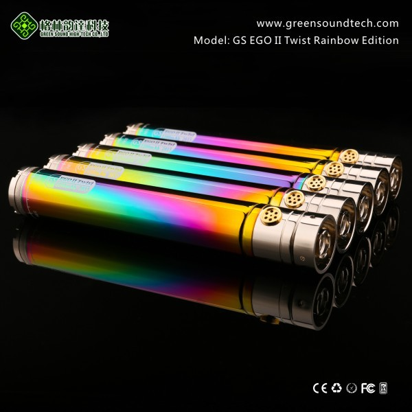 Best Selling EGO 2200mAh Adjustable Battery 3.3-4.8v