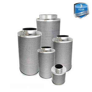 On Sale 10% Off Hydroponic active carbon filter for green house