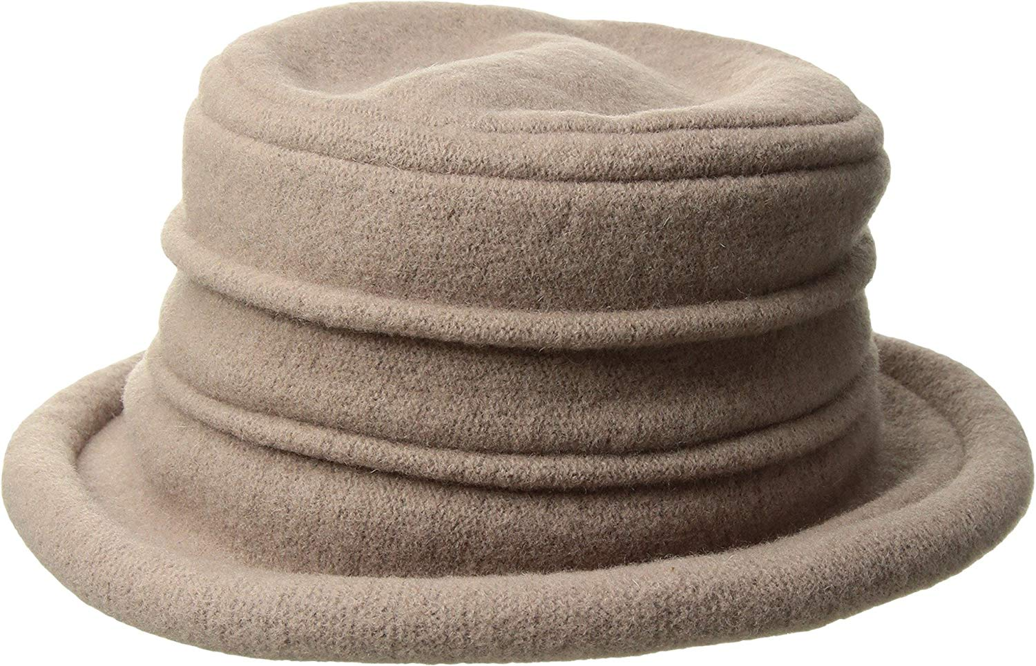 4a5f9d59a Buy Scala Collezione Lw399-Plum 3/Packable Wool Cloche Hat in Cheap ...