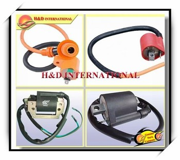 Factory Direct Selling Wholesale Chinese Motorcycle Ignition Coil ...