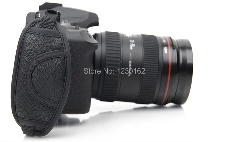 100% GUARANTEE New Camera Hand Strap Grip for Canon EOS 5D Mark II 650D 550D 450D 600D 1100D 6D 7D High Quality free shipping