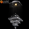 Top Quality Modern Crystal glass chandelier lights
