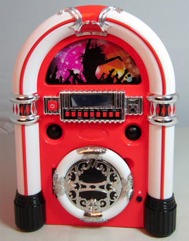 Piano Painting Jukebox With Cd Player,Fm Radio,Aux In,Bluetooth,Usb And  Four Stereo Speakers - Buy Bluetooth Jukebox,Usb Sd Bluetooth Mp3