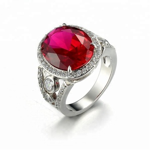 ruby ring gemstone jewelry rings jewelry women 925 sterling silver jewelry gemstones