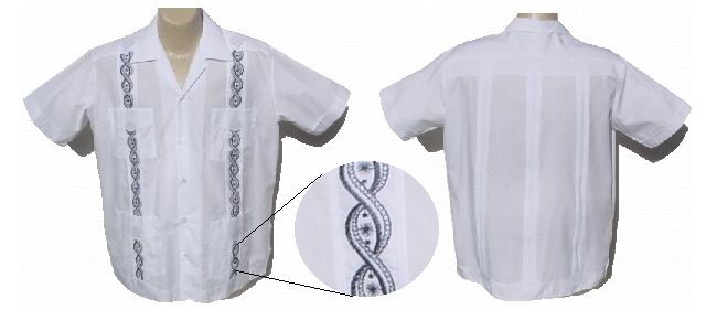 Mexican Wedding Shirt.White Blue Guayabera Mexican Wedding Shirt Buy Guayabera Wedding Shirt Product On Alibaba Com