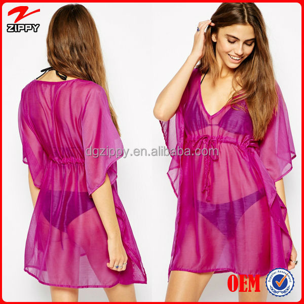 2016 sexy girl micro bikini swimwear models & Silk kaftan for woman wear beach kaftan for women silk kaftan swim wear