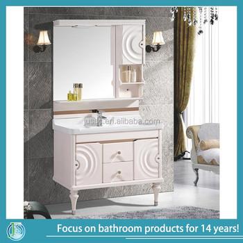 2017 new design liquidation l shaped bathroom vanity used for Bathroom cabinets liquidators