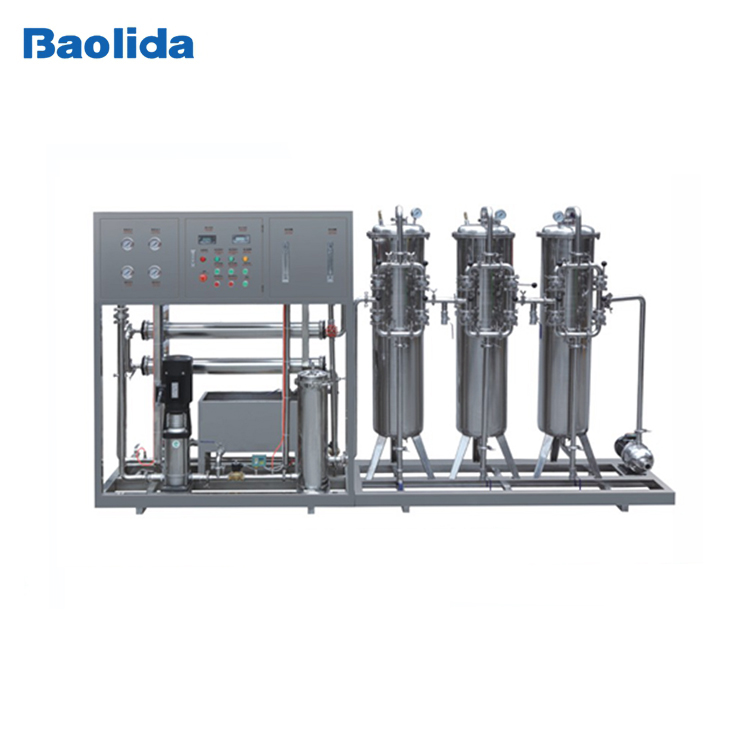 BLD-1T/H Commercial Nalco Liquid <strong>Filtration</strong> Machine For Treatment Chemicals