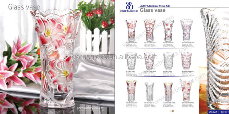 high quality glass vase jardiniere flower vse cheap tall glass vases wholesale