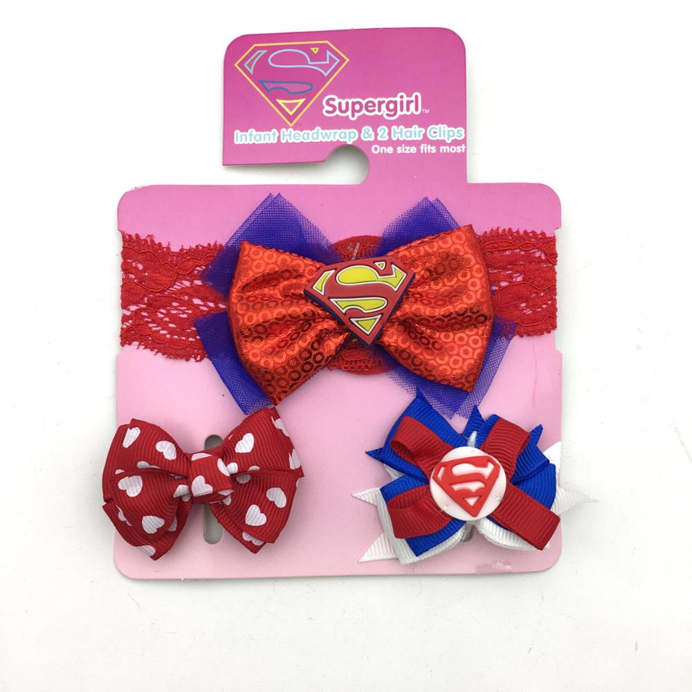 Chinese supplier cheap price baby headwraps hair accessories for girls