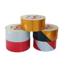 Free Samples Self Adhesive Infrared Micro Prism Blue White Reflective Tape