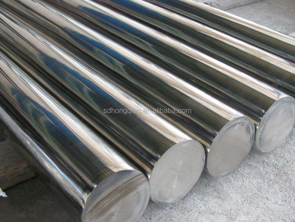 Best Selling 904L Stainless Steel Round Rod Stainless roll Bars
