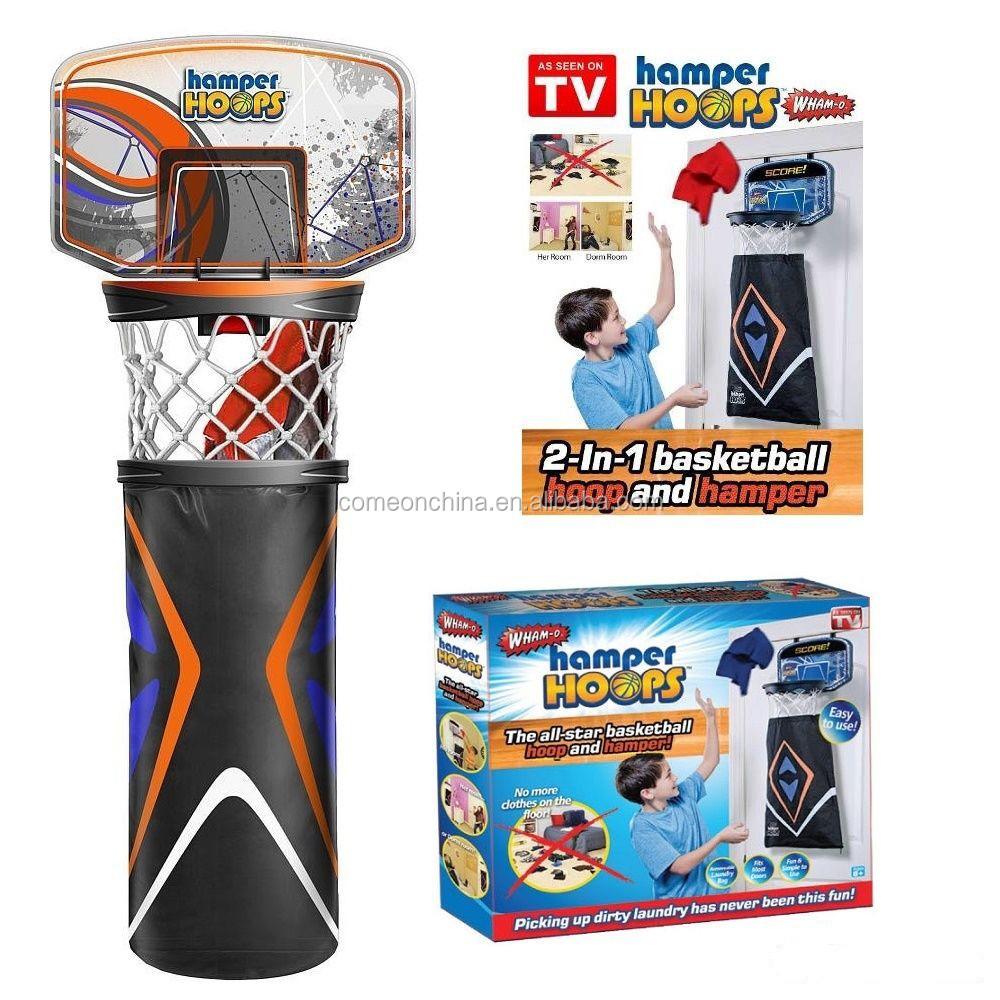 Hamper hoops basketball laundry hamper buy hamper hoops hamper hoops hamper hoops product on - Basketball hoop clothes hamper ...