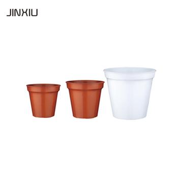 4 Litre Plant Pots 4 Inch White Plastic Flower Pots Buy 4 Inch
