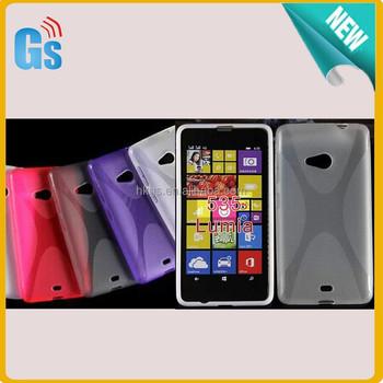 Electronics Shop Soft Case For Microsoft Lumia 535 Cover X Line ...
