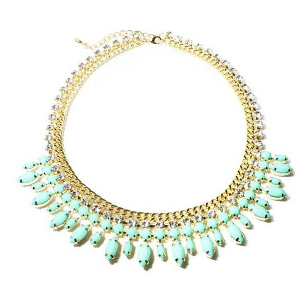 Manufacture wholesale fashion bold necklace jewelry
