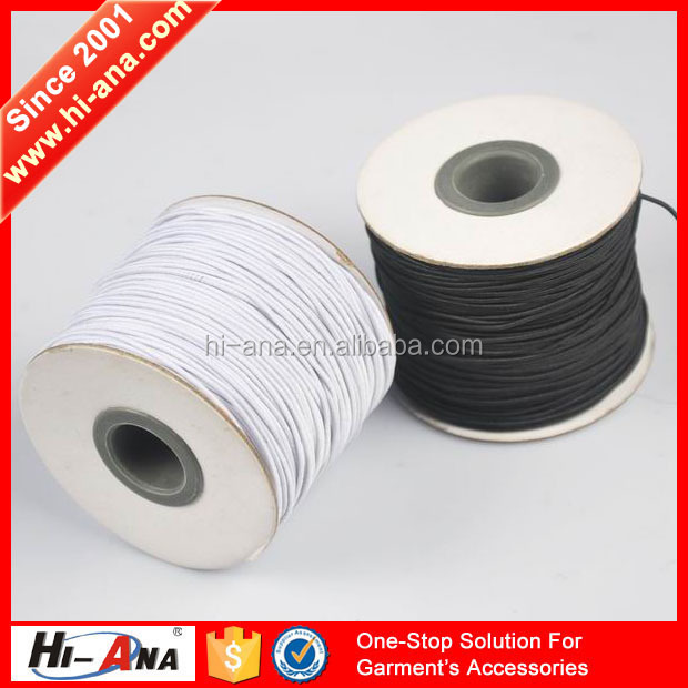 hi-ana cord3 Familiar in OEM and ODM High quality elastic cord 3mm