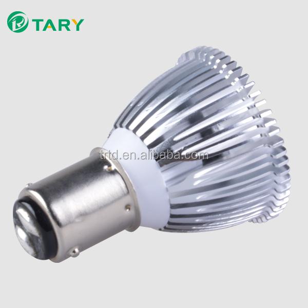 mini led spot bulb BA15D/ BA15S/ G4 3W GBF 1383 LED elevator light