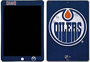 NHL Edmonton Oilers iPad Air Skin - Edmonton Oilers Distressed Vinyl Decal Skin For Your iPad Air