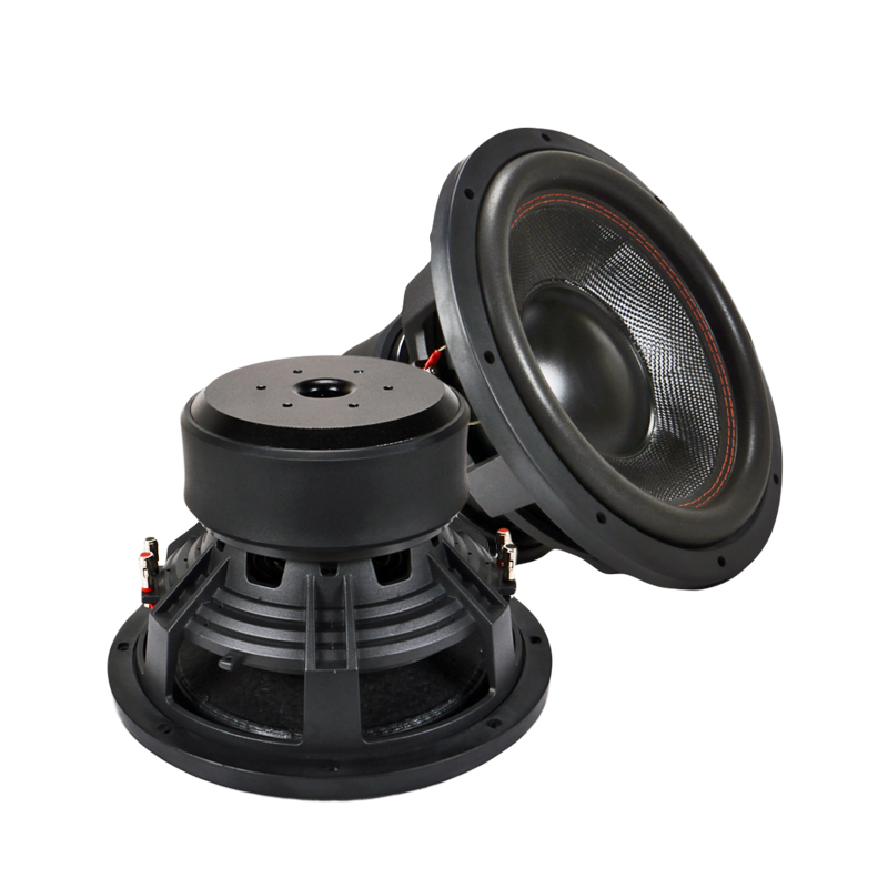 New JLD Audio JK12- 12inch 1200W RMS Car Audio Subwoofer Speaker