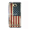 Durable protective epoxy resin back cover for huawei y3 ii phone cover