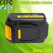 Dewalt Power Tool Battery for 3AH 18V DCB180 DCB181 DCB181-XJ DCB182 DCB183 DCB185 DCB200