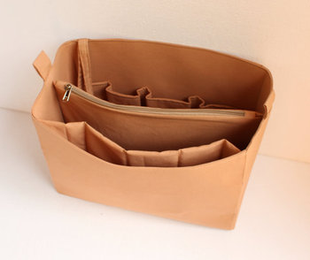 Extra Purse Tote Bag Organizer Insert