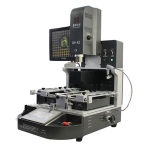 Automatic IC chip removal SMT BGA SMD preheating rework soldering station