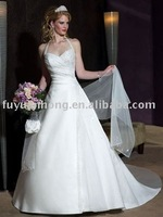 wedding gown collections/popular wedding dress/FYH-WD1516