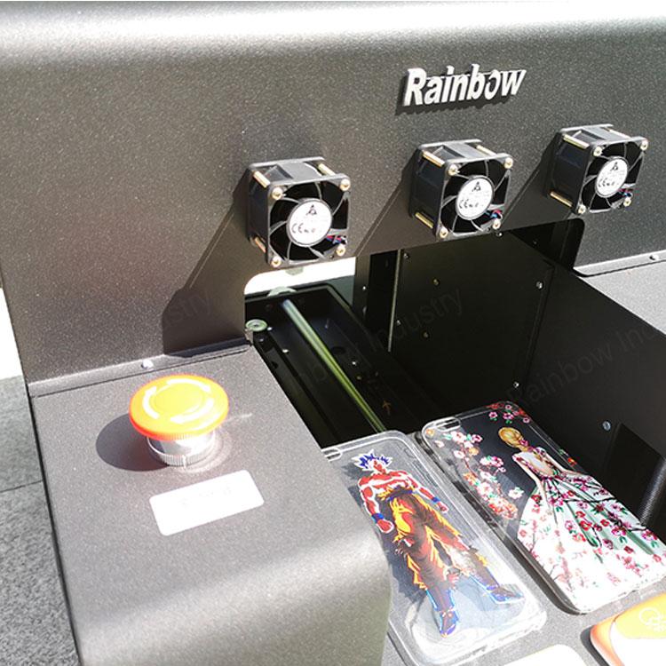 Impressora de cartões de negócios de boa qualidade uv preço da máquina para cartão de identificação