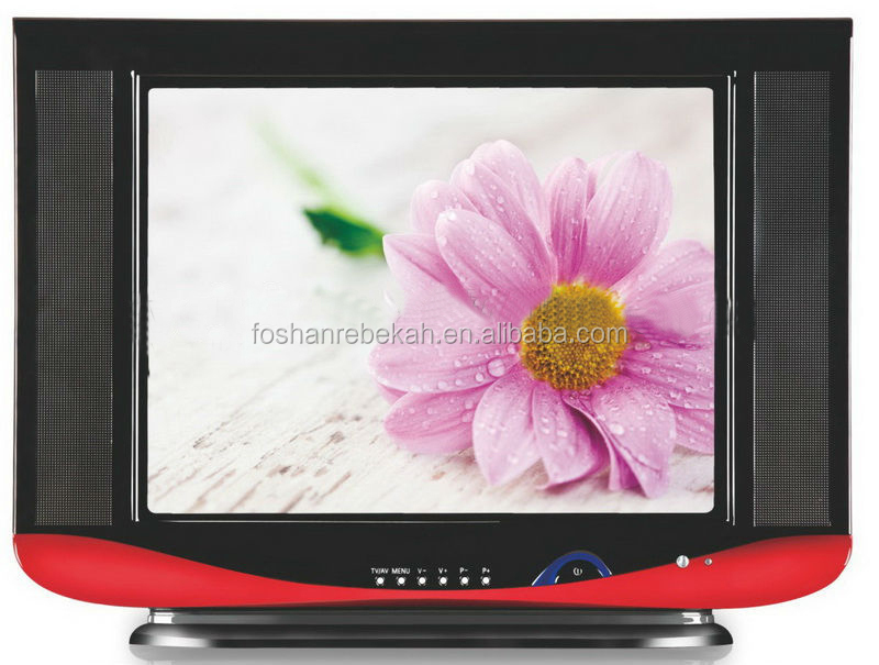 21 inch CRT TV SKD/TV cabinet/ best price for color TV/ in India
