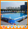 2015 summer Children favorite entertainment and games customized large inflatable swimming pool