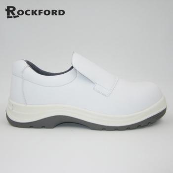 Werkschoenen Met Witte Zool.Verpleegkundige Wit Keuken Veiligheid Schoenen Ziekenhuis