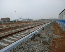 FRP Third Rail Insulator and Protection Cover System For Bottom Contact