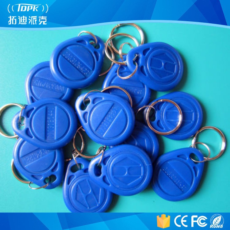 cheap china rfid custom keychain maker for attendance management