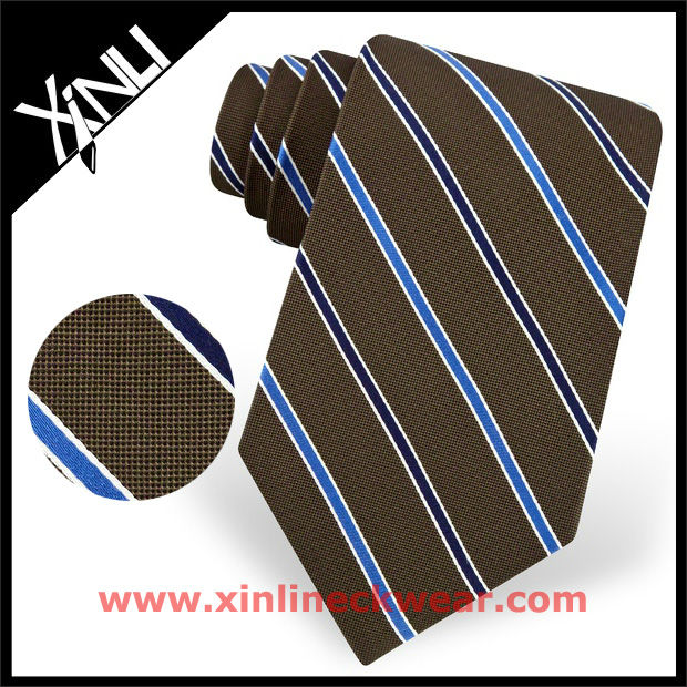 Fashion Yarn Dyed Necktie