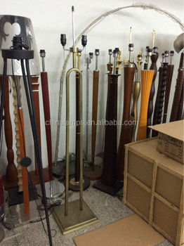 Mass Production Best Price Ul Cul Saso Wrought Iron Floor Lamp For ...