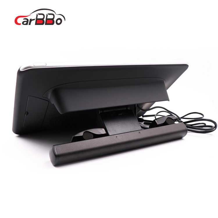 11.6 inch lcd touch screen monitor mobil headrest