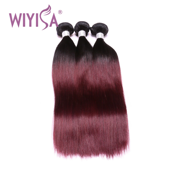 Free Sample Wool Hair Styles Peruvian Different Color Hair Weaves Pictures