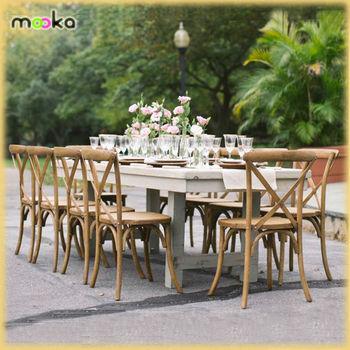 Crossback Chair Solid Elm Wood Furniture Mkw049 Buy Wood Furniture