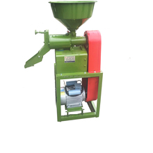 Mini Rice Milling Machine With Good Quality For Sale
