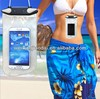 TPU Diving Waterproof Bag 10M Dry Beach Cellphone Pouch For Samsung and iPhone UK