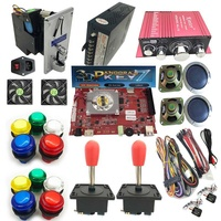 Mame update 2263 games bartop kit diy card arcade joystick push button