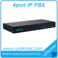 VoIP PBX System with 4 ports FXS/FXO (SL-IP04)