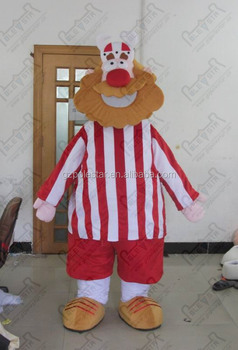 EVA head funny clown mascot costumes