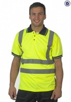 Hot Sell Safety Workwear Hi Vis Polo Shirt